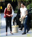 Adam Levine & Anne V: Christmas with the Lakers! - adam-levine photo