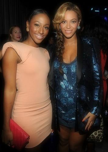 Alexandra Burke & Beyoncé
