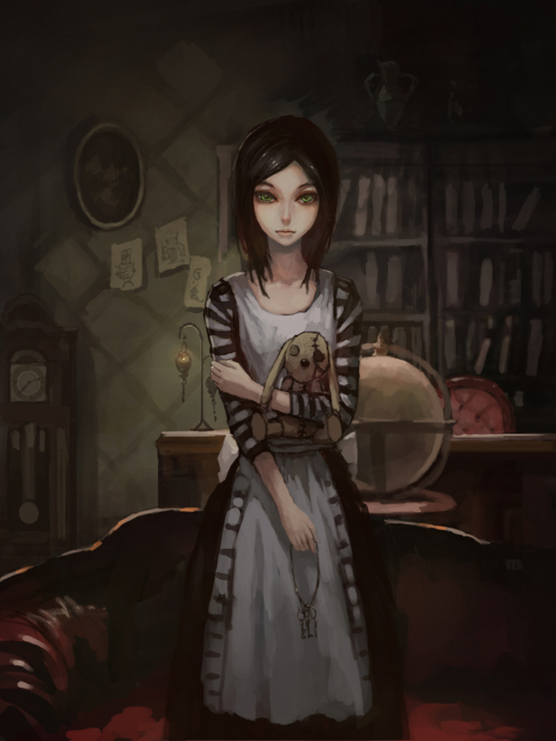 Alice  Madness Returns...