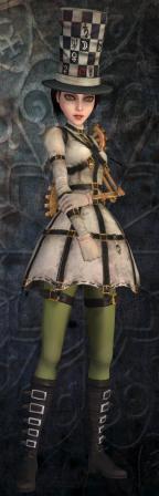 Alice's dresses