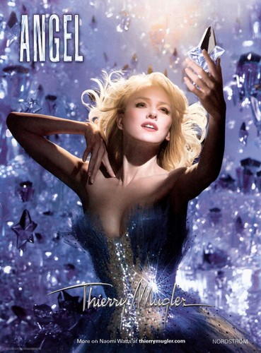 Angel - Elle Magazine