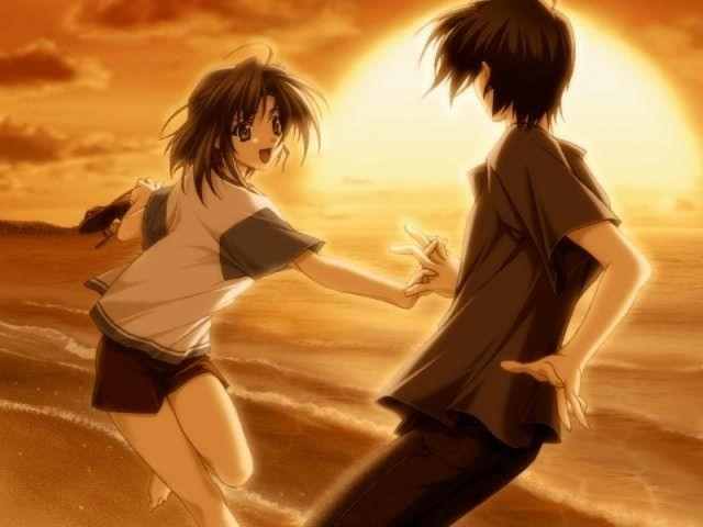 Anime couples anime couples photo 27913983 fanpop - Image manga couple ...