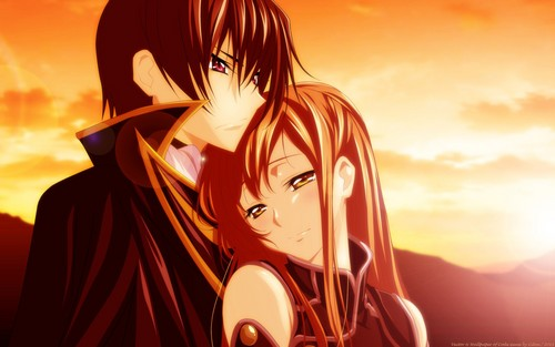 Anime couples wallpaper called Anime Couples