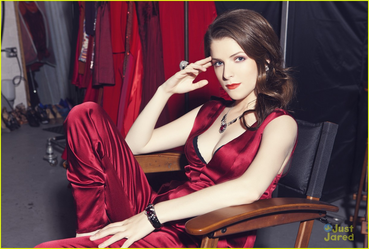 Anna Kendrick Images Zooey Magazine HD Wallpaper And Background Photos