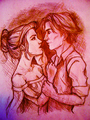 Anya + Dimitri = love 4ever :) - anastasia fan art