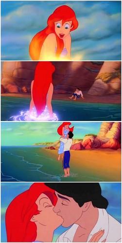 Ariel & Eric ♥