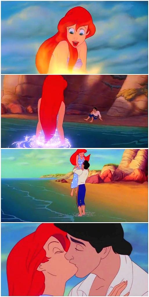 Disney Princesses - Ariel : The Little Mermaid on ...