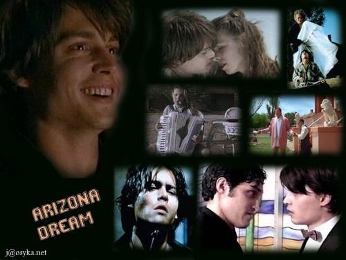 Arizona Dream Hintergrund containing a portrait entitled Arizona Dream