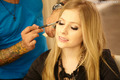 Avril X Lotto 2012 Photoshoot