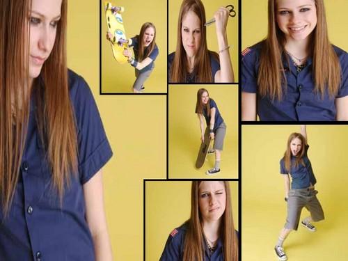 Avril sk8ter boi