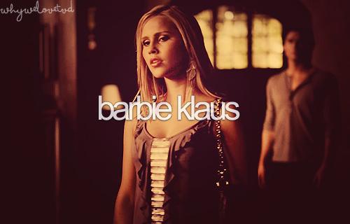 芭比娃娃 Klaus