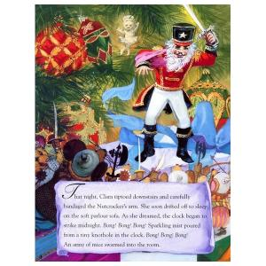 বার্বি Nutcracker book প্রতিমূর্তি