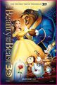 Beauty and the Beast 3D movie poster - beauty-and-the-beast photo