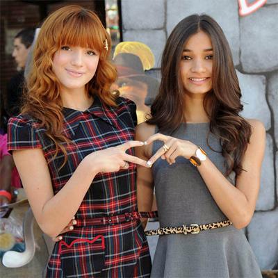 Bella and Pia Mia