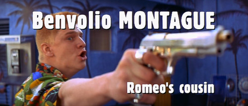 Benvolio Montague