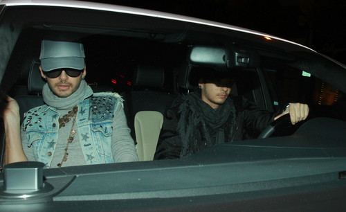 Bill& Tom En Los Angeles
