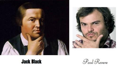 Black and Revere.