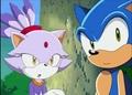Blaze In Sonic X