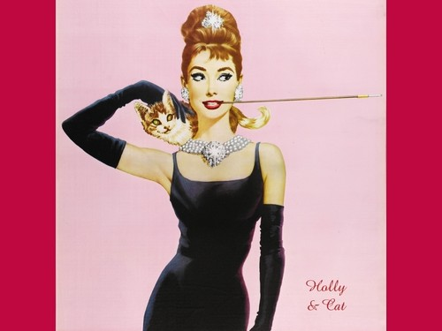 Breakfast At Tiffany's wallpaper containing a bustier titled Breakfast at Tiffany's