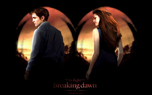 Breaking Dawn Part 2 wallpaper - breaking-dawn-the-movie Wallpaper