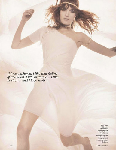 British Vogue January 2012