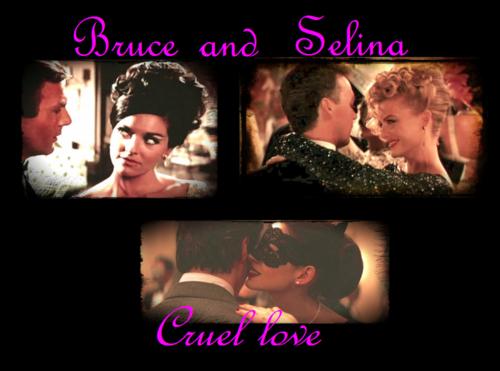 Bruce and Selina
