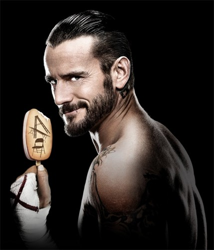 CM Punk Ice Cream Bar