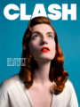COVER & EDITORIAL Clash Magazine #68 Feat. Florence Welch द्वारा Matthew Stone