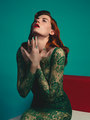 COVER & EDITORIAL Clash Magazine #68 Feat. Florence Welch sejak Matthew Stone
