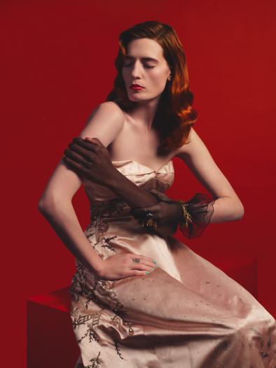 COVER & EDITORIAL Clash Magazine #68 Feat. Florence Welch Von Matthew Stone