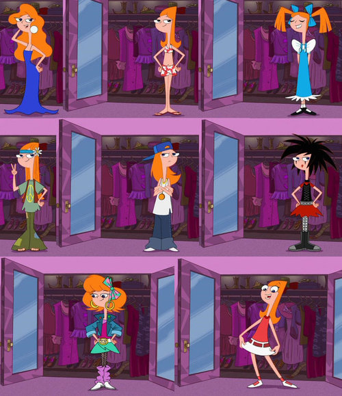 Candace Looks