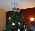 Castiel tree topper ^-^