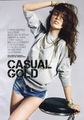 Casual Gold - Vanity Fair Italy