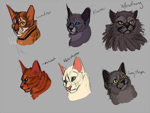 Katzen of the Clans