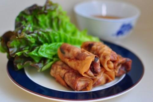 Chả giò - Vietnamese egg rolls