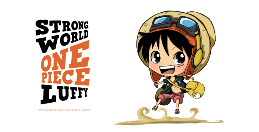 Chibi Luffy One Piece Top Collections 3