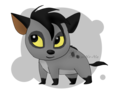 Chibi Shenzi - hyenas-from-lion-king fan art