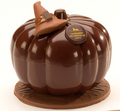 chocolate abóbora