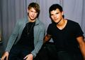 Chord with Taylor Lautner - chord-overstreet photo