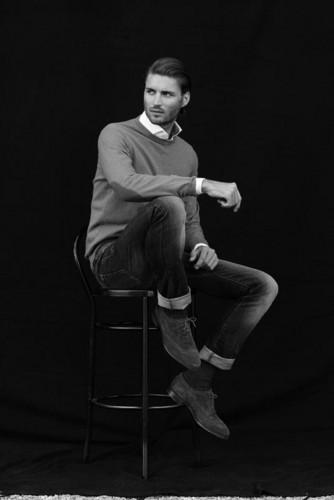 Christian Jorgensen Modeling fotos