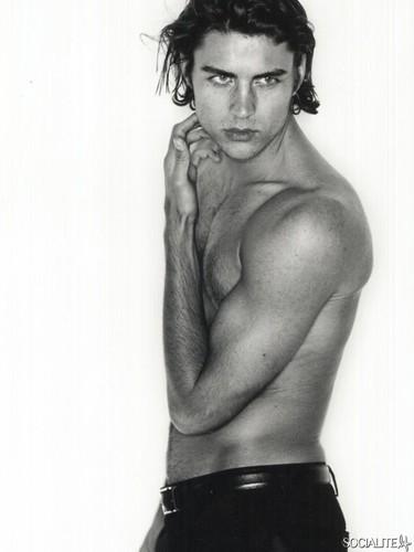 Christian Jorgensen Modeling picha