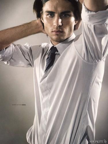 Christian Jorgensen Modeling foto