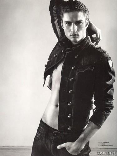 Christian Jorgensen Modeling ছবি