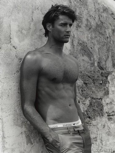 Christian Jorgensen Modeling фото