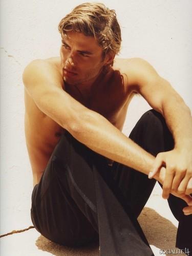 Christian Jorgensen Modeling 照片