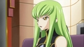 Code Geass _ C.C. - code-geass screencap