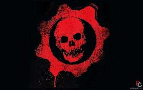Crimson Skull Logo