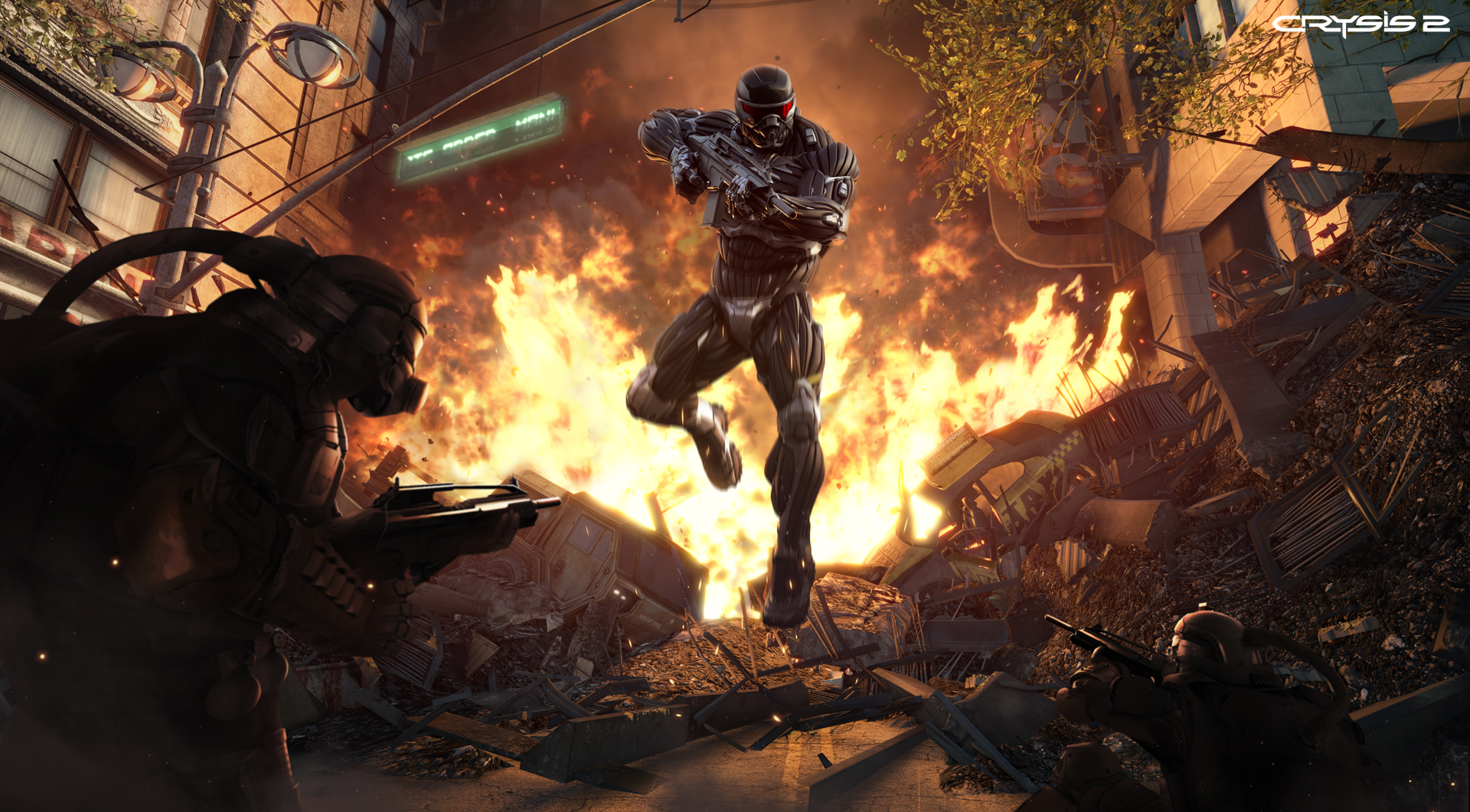 crysis 2 images crysis 2 hd wallpaper and background