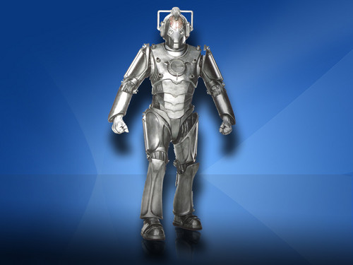 Cyberman Dual Screen