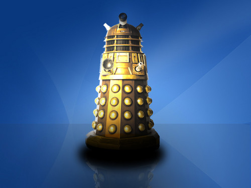 Dalek Dual Screen